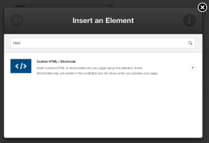 optimizepress2-insert-html-element